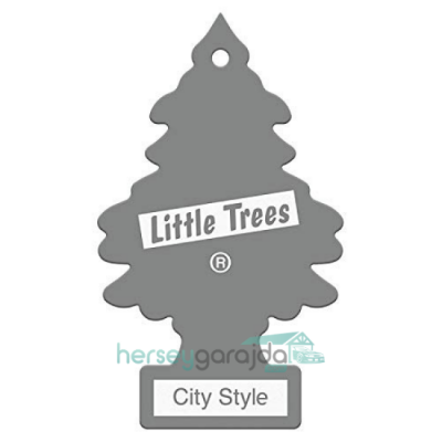 Little Trees City Style - Şehir Stili Askı Koku