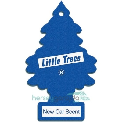 Little Trees New Car - Yeni Araç Askı Koku