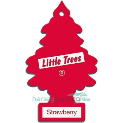 Little Trees Strawberry - Çilek Askı Koku