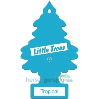 Little Trees Tropical - Tropik Askı Koku