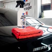 Shiny Garage Carnauba Spray Wax - Karnaubalı Sprey Cila 500ml