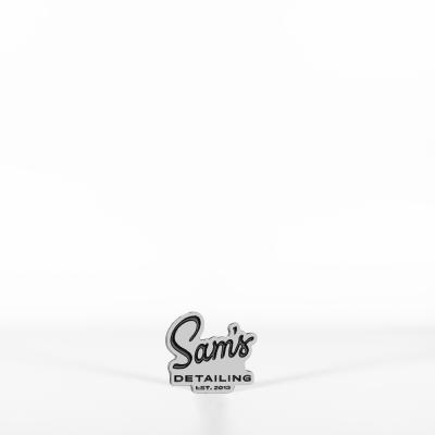 Sam's Detailing - Pin Badge - İğneli Rozet